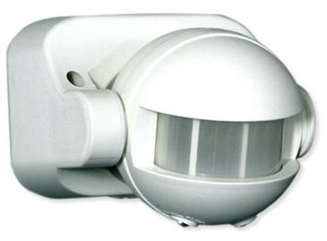 PIR MOTION SENSOR FOR LIGHT CONTROL WITH MANUAL OVERRIDE